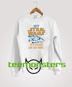 1977 Star Wars Sweatshirt