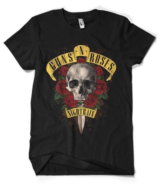Guns N Roses T-Shirt RE23