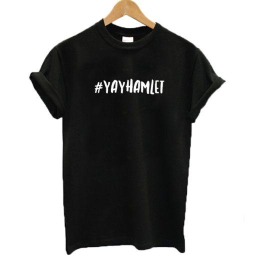 #Yayhamlet T-shirt ADR